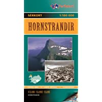 Topographische Karte Island Hornstrandir 1 : 100 000: Special Map / Sonderkarte