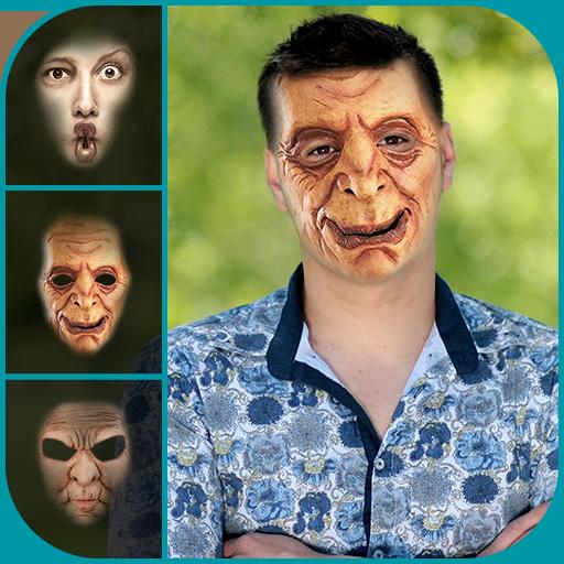 Make A Scary Mask (Masquerade Camera Photo Editor)