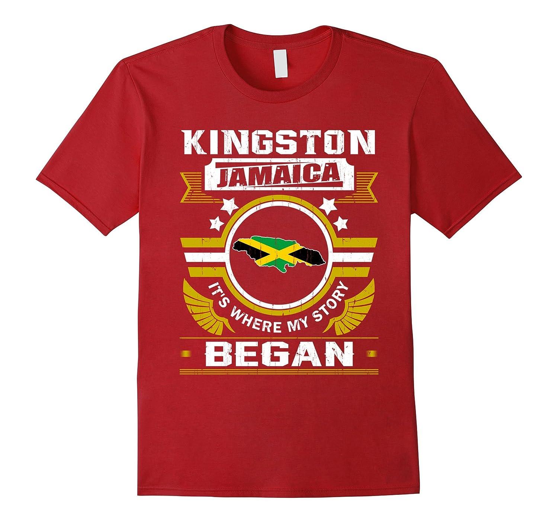 Kingston Jamaica Shirt-TJ