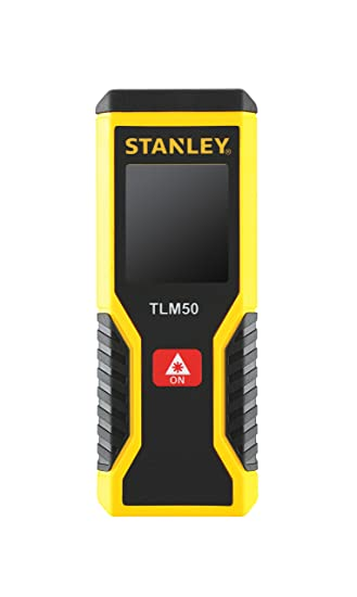 STANLEY Misuratore Laser Tlm50 - Portata Da Cm 15 A M 15.: Amazon ...