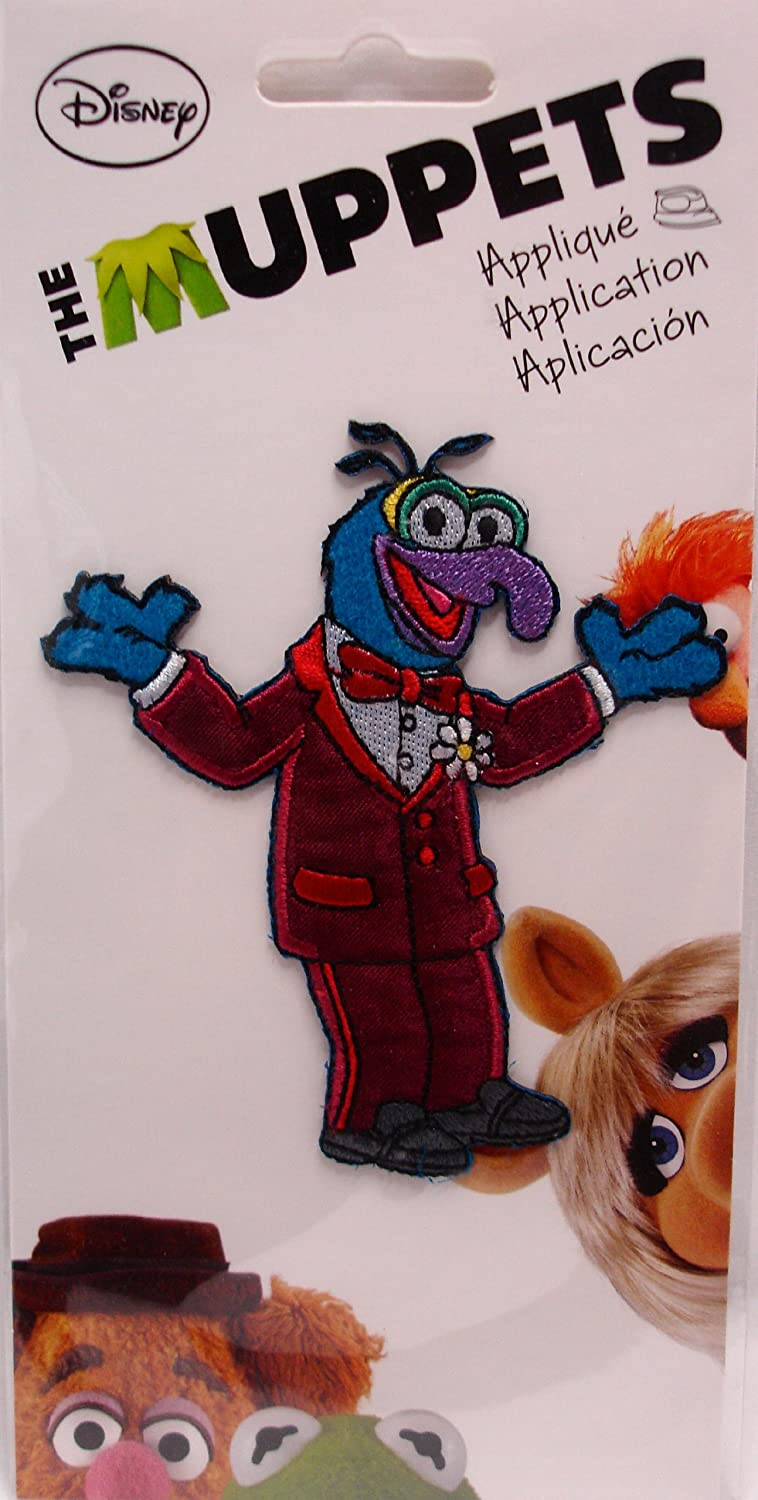 The Muppets Animal Cartoon Iron On Embroidered Patch Applique