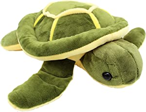 Vintoys Soft Plush Sea Turtle Stuffed Animals Plush 10""
