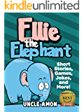 ELLIE THE ELEPHANT: Short Stories, Games, Jokes, and More! (Fun Time Reader)