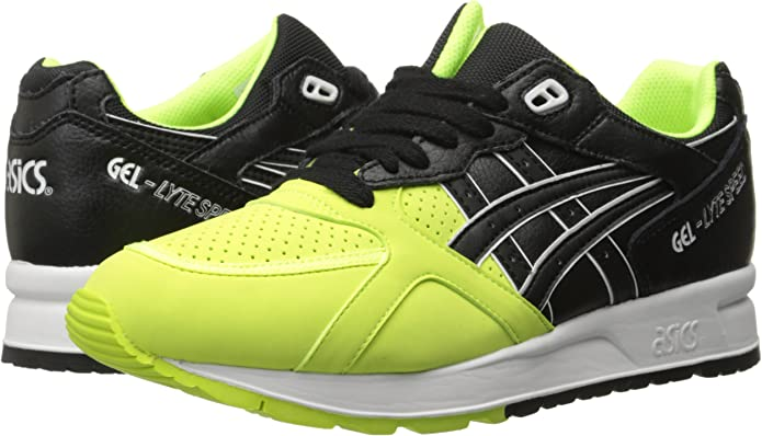 Zapatillas de Running ASICS Gel Lyte Speed Retro, Amarillo ...