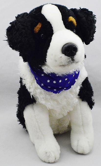 Amazon Com Circo Target Plush Border Collie Puppy Dog Sitting
