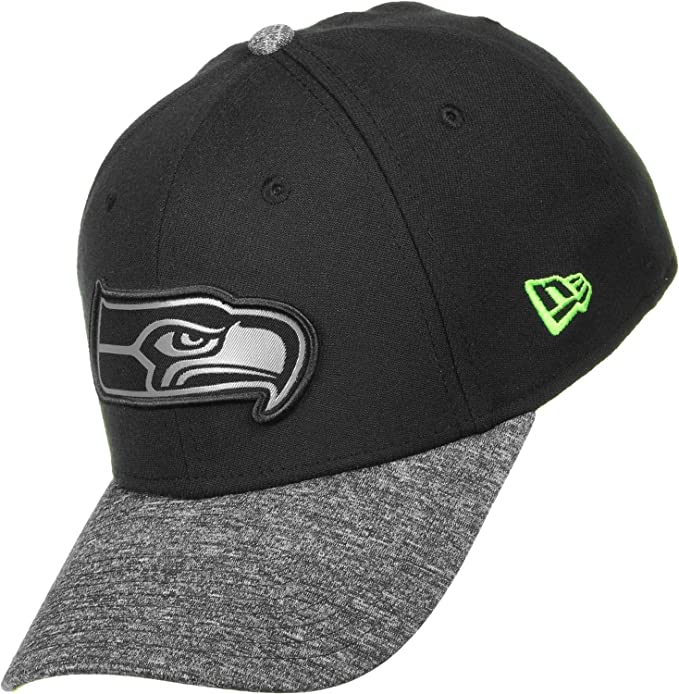 f603a78724ad8 A NEW ERA Era Seattle Seahawks 39thirty Cap Grey Collection  Amazon.es   Ropa y accesorios