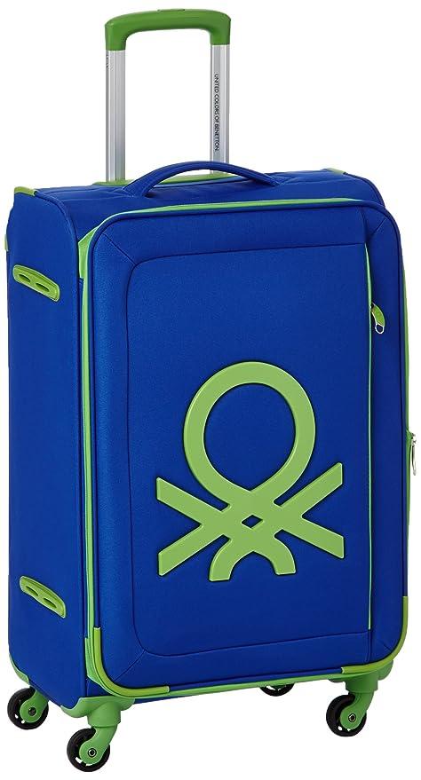 Benetton Maleta, Bleu (002) (Azul) - 72908_002: Amazon.es ...