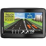 TomTom Via 135 Europe Traffic Navigationssystem (13 cm (5 Zoll) Touchscreen, Speak und GO, Freisprechen, Bluetooth, IQ Routes, TMC, Europa 45)