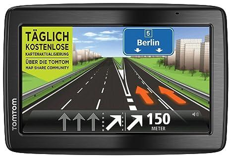 TomTom Via 135 Europe Traffic Navigationssystem (13 cm (5 Zoll) Touchscreen, Speak und GO, Freisprechen, Bluetooth, IQ Routes