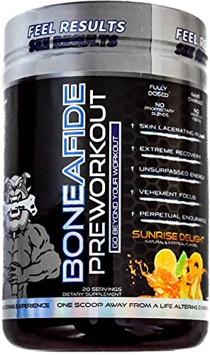 PREWOD Pre Workout – Creatine Free Nitric Oxide NO Boosting Preworkout Supplement Caffeine, Citrulline Malate, Beta Alanine Focus Energy Drink Powder Watermelon Thruster