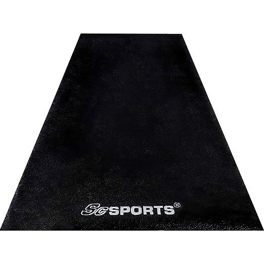 ScSPORTS - Alfombrilla para cinta de correr (200 x 100 x 0,4 cm): ScSPORTS: Amazon.es: Deportes y aire libre