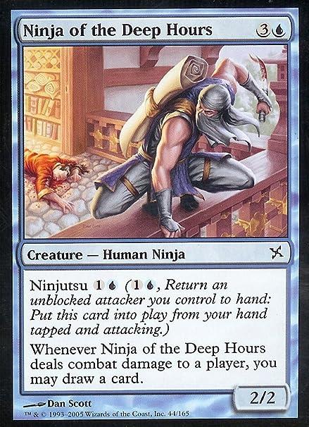 Magic: the Gathering - Ninja of The Deep Hours - Betrayers of Kamigawa