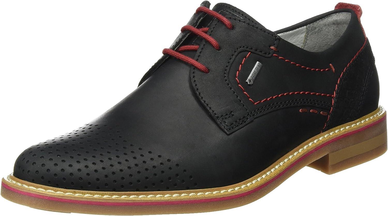 FRETZ men Locarno, Zapatos de Cordones Derby para Hombre