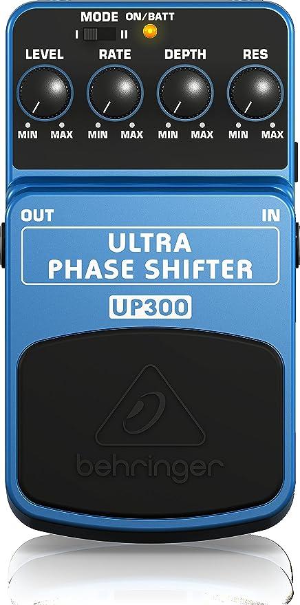 Behringer UP300 - Pedal phaser para guitarra eléctrica
