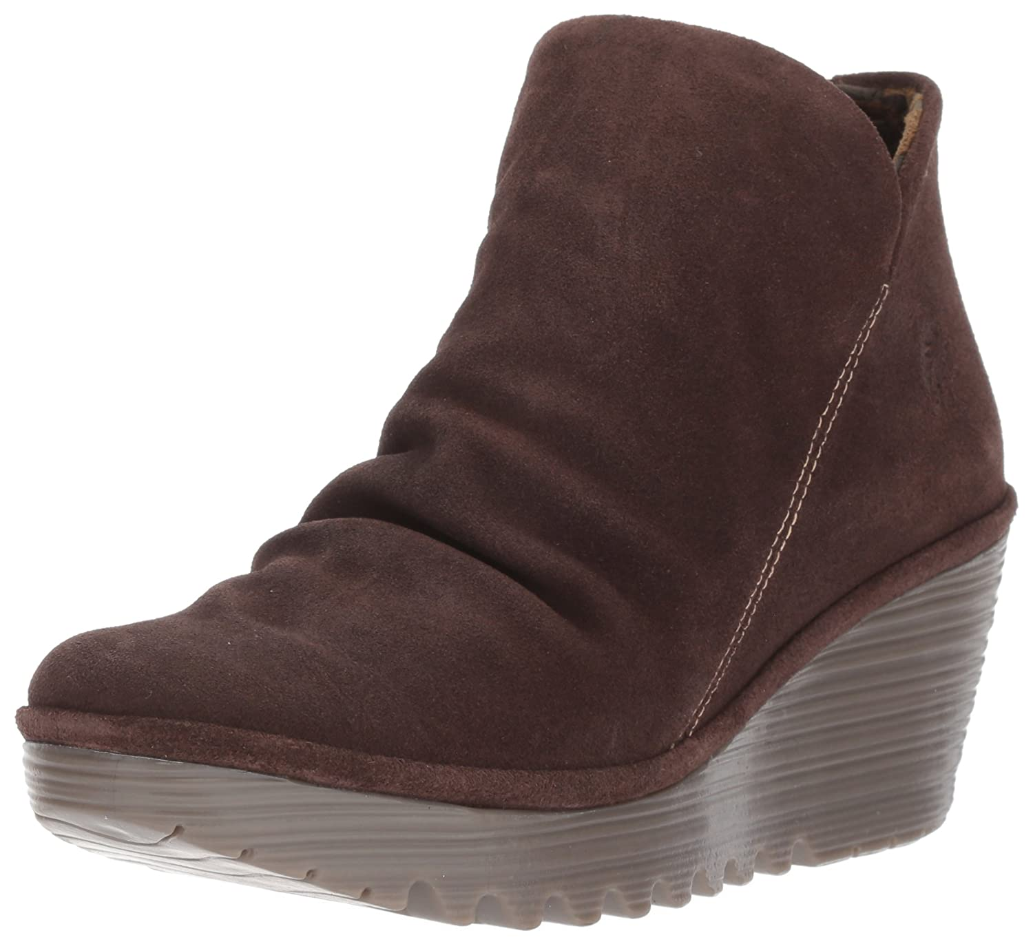 FLY London Women's Yip Boot B00K855UKW 39 M EU (8-8.5 US)|001 Expresso Oil Suede