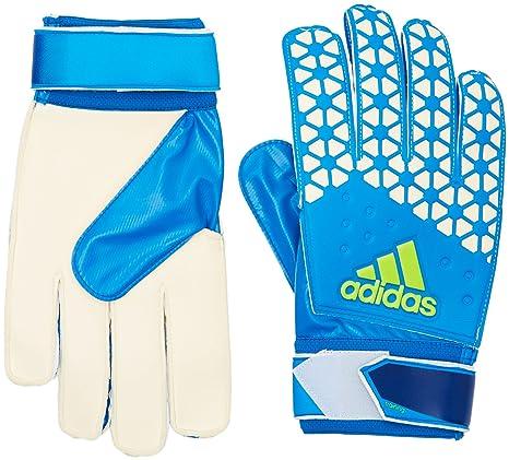 size 40 c9c8e 081db adidas Ace Training Guanti Unisex, Blu Bianco (Ah7809-Azuimp Seliso