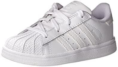 Amazon.com  adidas Originals Superstar Foundation I Kids Shoe ... d53b302c3