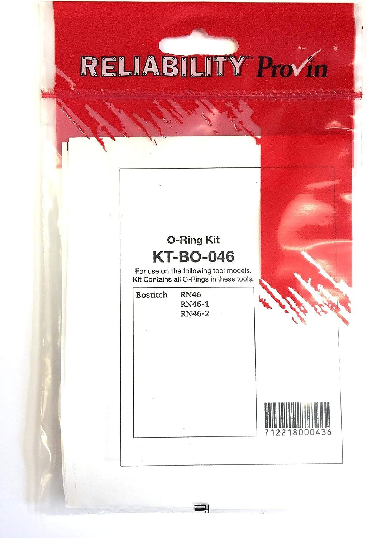 RN46 RN46-1 RN46-2 Maintenance Rebuild Kits For Bostitch Roofing Nailer /& Trigger O-ring