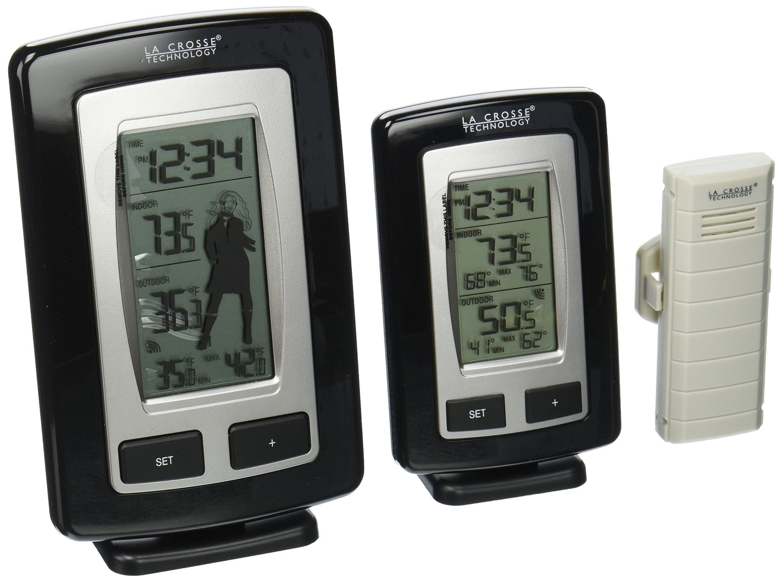 La Crosse Technology KCOMBO5-IT Weather Combo Pack