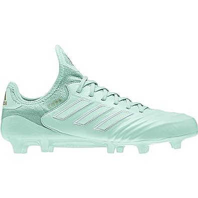uk availability 164c7 b29fd adidas Men's Copa 18.1 FG Soccer Cleat, 9.5 M, Clear Mint-Gold Metallic