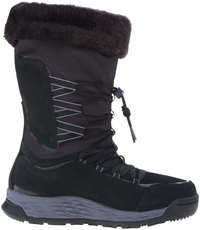 New Balance Women's BW1000V1 Fresh Foam Walking Shoe B01CQV28OG 9.5 B(M) US|Black/Grey
