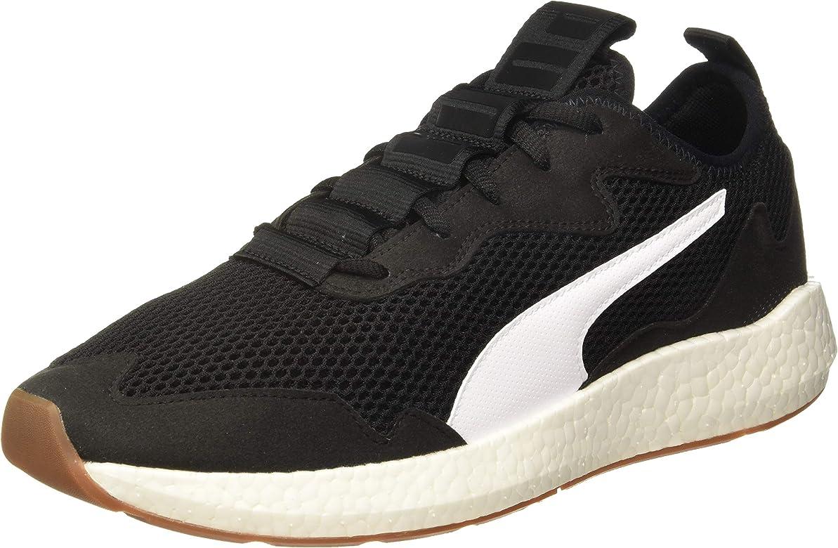 PUMA NRGY Neko Skim, Zapatillas de Running para Hombre, Negro Black White, 39 EU: Amazon.es: Zapatos y complementos