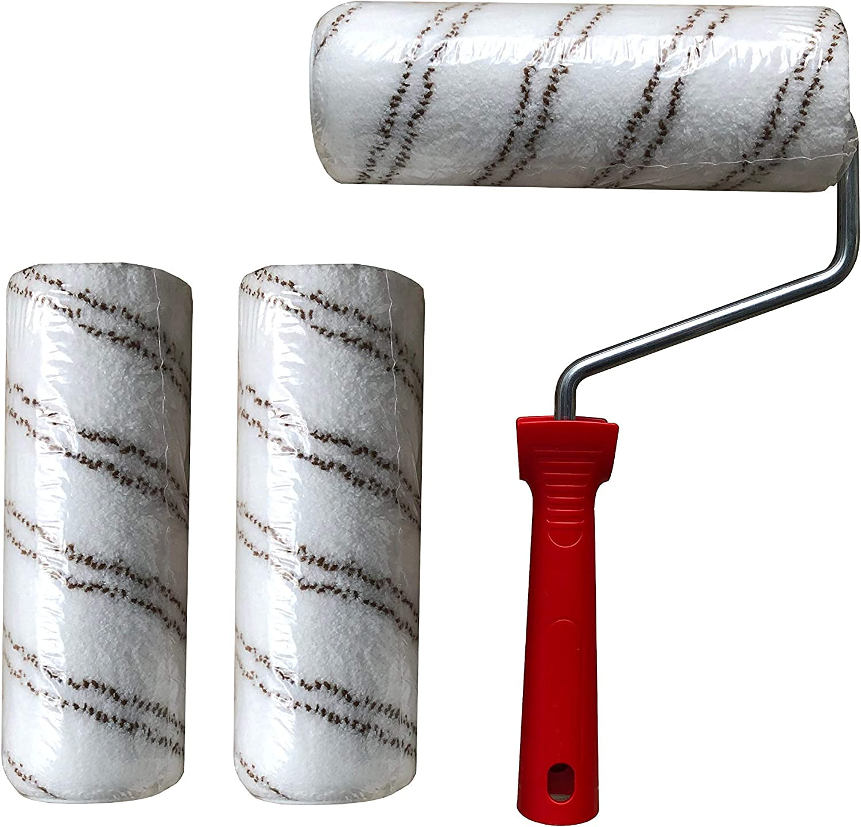Beschichtungswalze 25cm Epoxidharz Epoxy Rolle