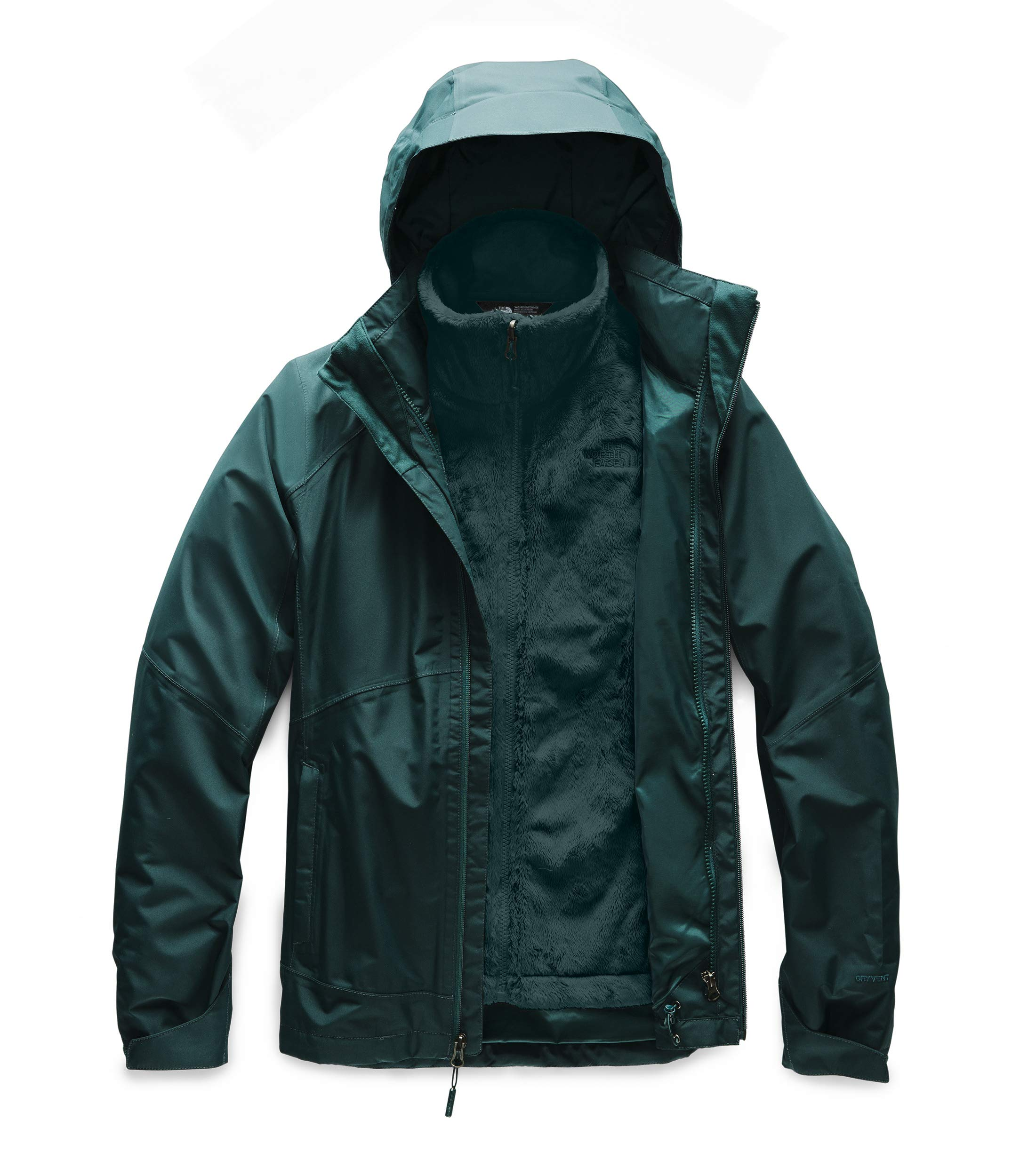 The North Face Women's Osito Triclimate Jacket by The North Face