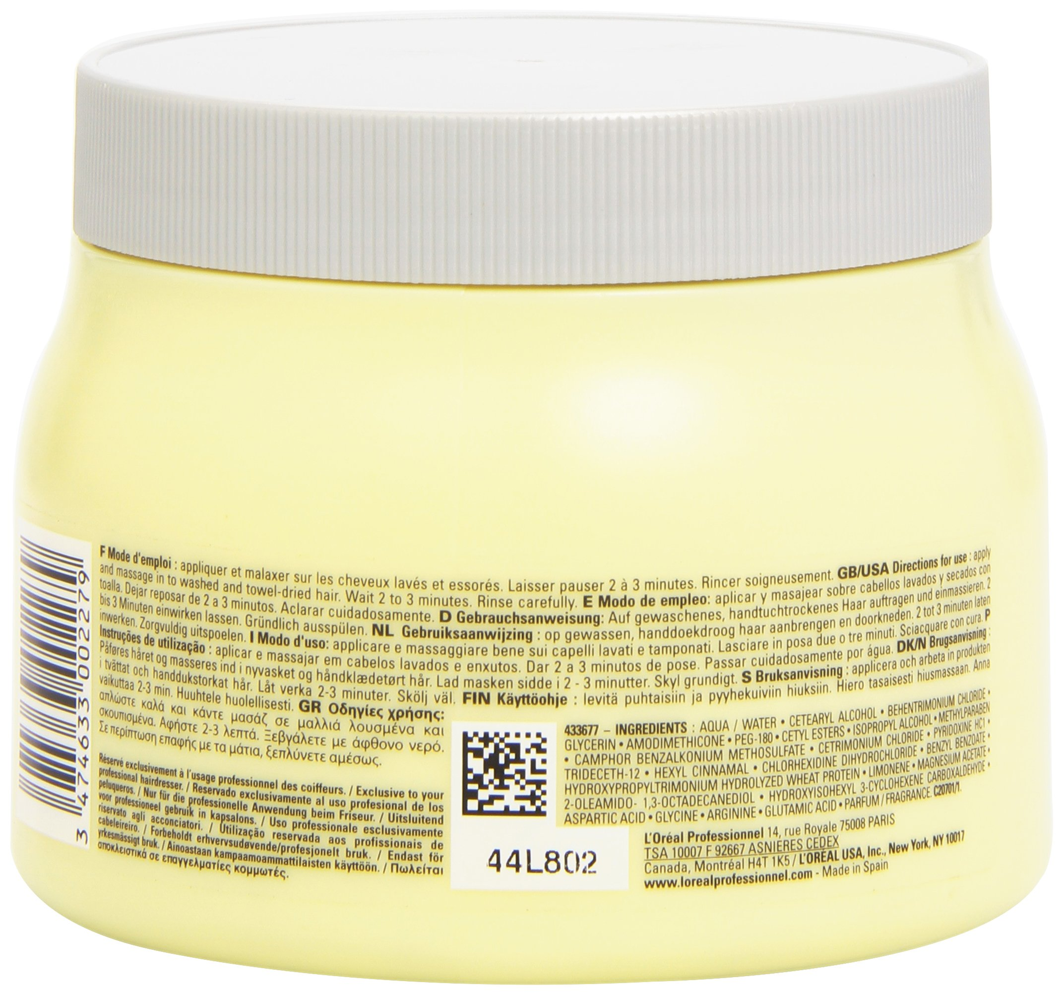 L'oreal Intense Repair Masque for Unisex, 16.9 Ounce by L'Oreal Paris (Image #3)