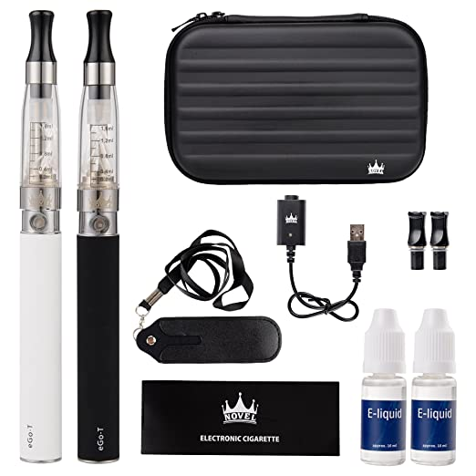 62 opinioni per NOVEL™ Big Kit CE4 sigarette elettroniche Due | Ricaricabile 1100mAh | CE4