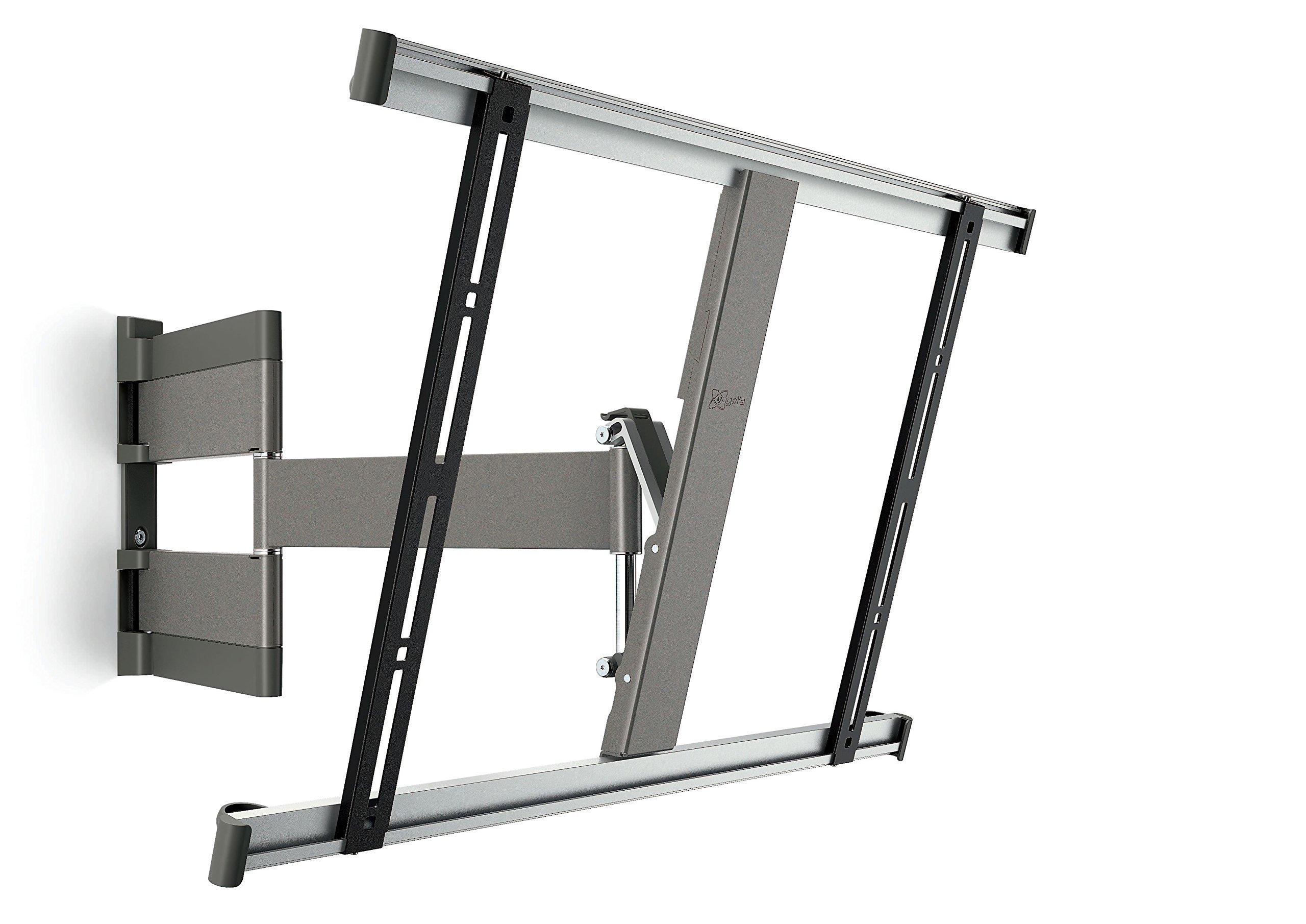 Vogel's TV Wall Mount 180°, Swivel and Tilt Full Motion - THIN series, THIN 345 40 to 65 inch Swivel Tilt, Gray
