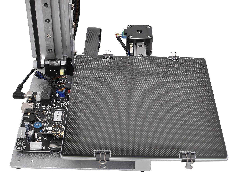 Cetus MK2 a MK3 Add-on Pack, con Cetus MK3 cama climatizada, sonda ...