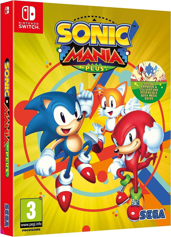Sonic Mania Plus - Nintendo Switch [Importación francesa]: Amazon ...