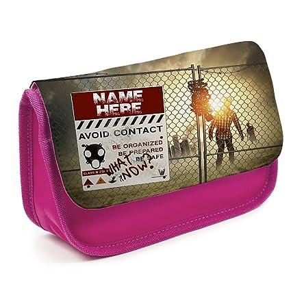 Estuche personalizado Zombie Walking Dead ST395 para niñas ...