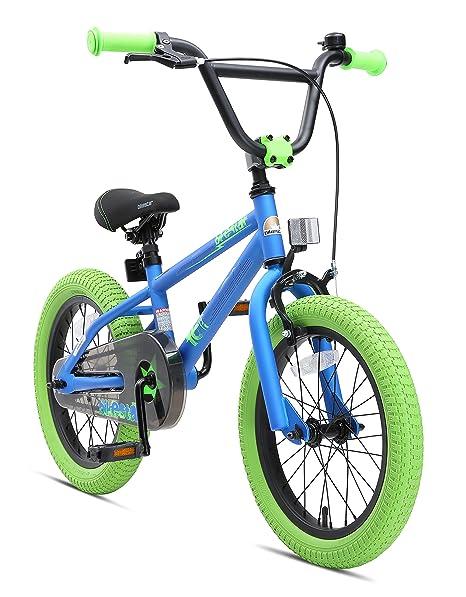 0909479a1c1be2 BIKESTAR Bicicletta Bambini 4-5 Anni da 16 Pollici ★ Bici per