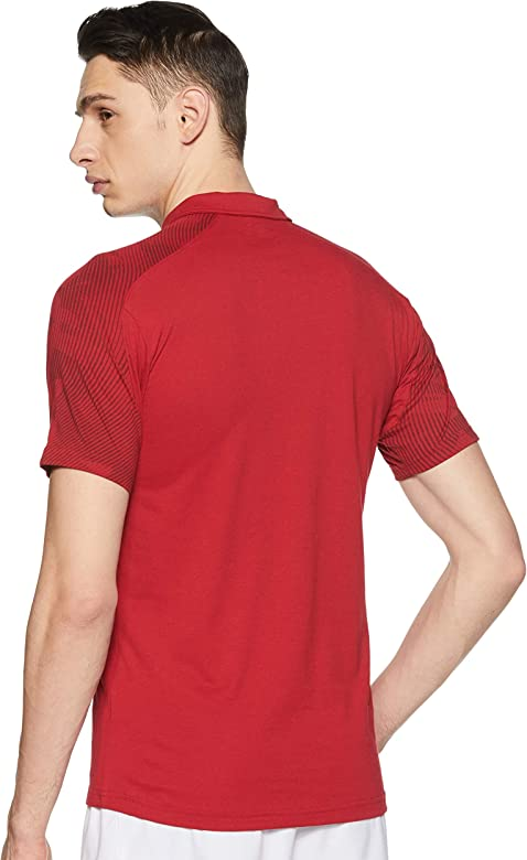 PUMA Cup Sideline Camiseta Polo, Hombre, Chili Pepper Red, S ...