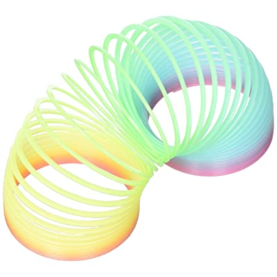 "Rhode Island Novelty Glow-in-Dark Magic 3"" Coil Spring - 3 Pack: Toys & Games [5Bkhe0505385]"