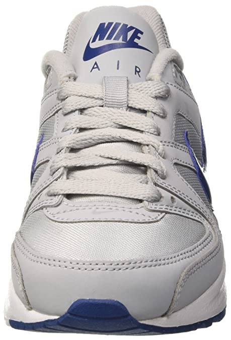 Nike Air Max Command Flex, Scarpe Sportive Outdoor Unisex-Bambini, Grigio (Grisloup/Bleuocéan/Blanc), 37.5 EU