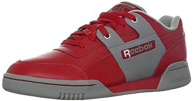 Reebok Workout Plus R12 Sneaker  Amazon.co.uk  Shoes   Bags 9cd40b7bd