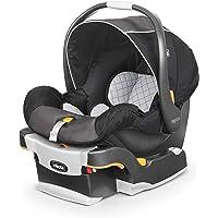 Chicco Keyfit 30 Infant Car Seat - Iron, Black