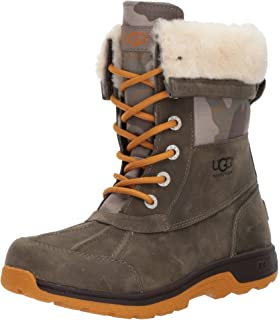 3c5c3f0b1cb Amazon.com | UGG Kids K Butte II Lace-up Boot | Boots