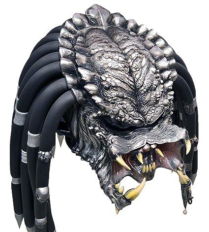 Amazon.com: Predator Motorcycle Helmet | Cruisers Sports ...