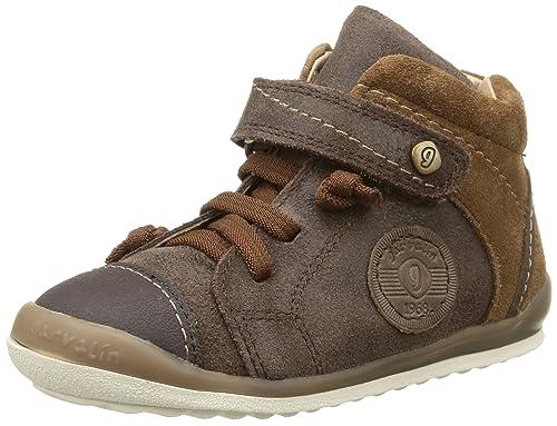 Garvalin 151451, Botines para Niños, Mokka (Orlando), 23 EU: Amazon.es: Zapatos y complementos
