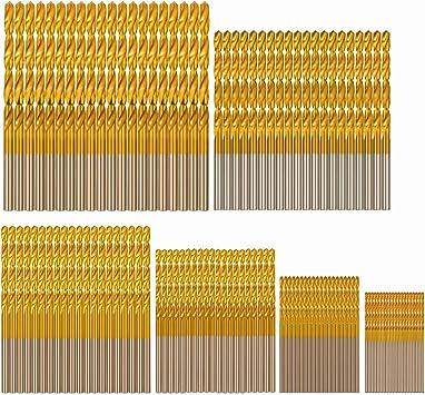 HSS Drill Bit High Precision Perfect for Wood Plastic Steel Aluminum 1 inch