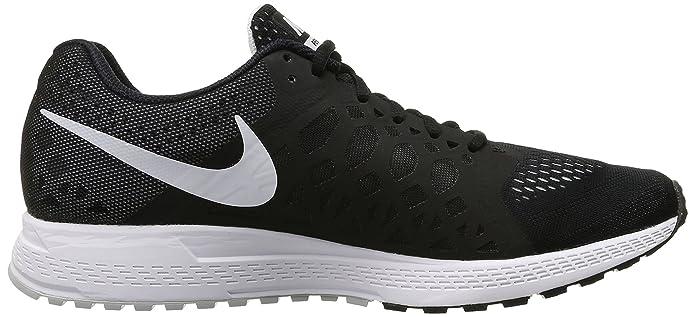 Nike Men's Zoom Pegasus 31 Black, White Running Shoes -7 UK/India (41 EU)(8  US): Buy Online at Low Prices in India - Amazon.in