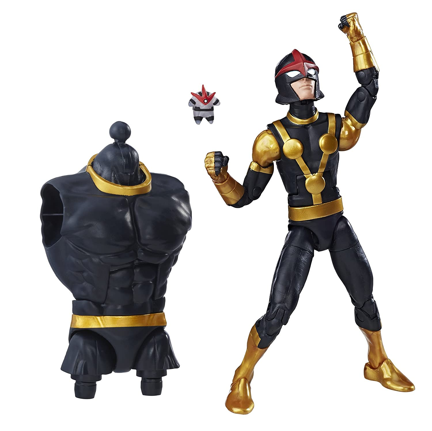 Marvel Guardians of the Galaxy 6-inch Legends Series Marvel' s Kid Nova Hasbro C0079