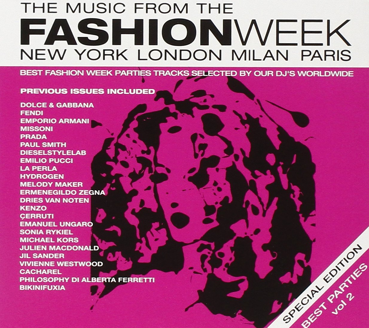 Vol. 2-Music from the Fashion Week-Best Parties by Stefano Cecchi Records