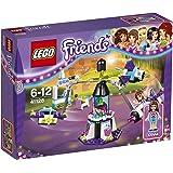 LEGO Friends 41128 - Set Costruzioni Giostra Spaziale Del Parco Divertimenti