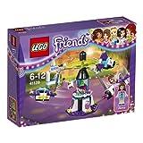 LEGO 41128 Friends Amusement Park Space Ride Construction Set - Multi-Coloured