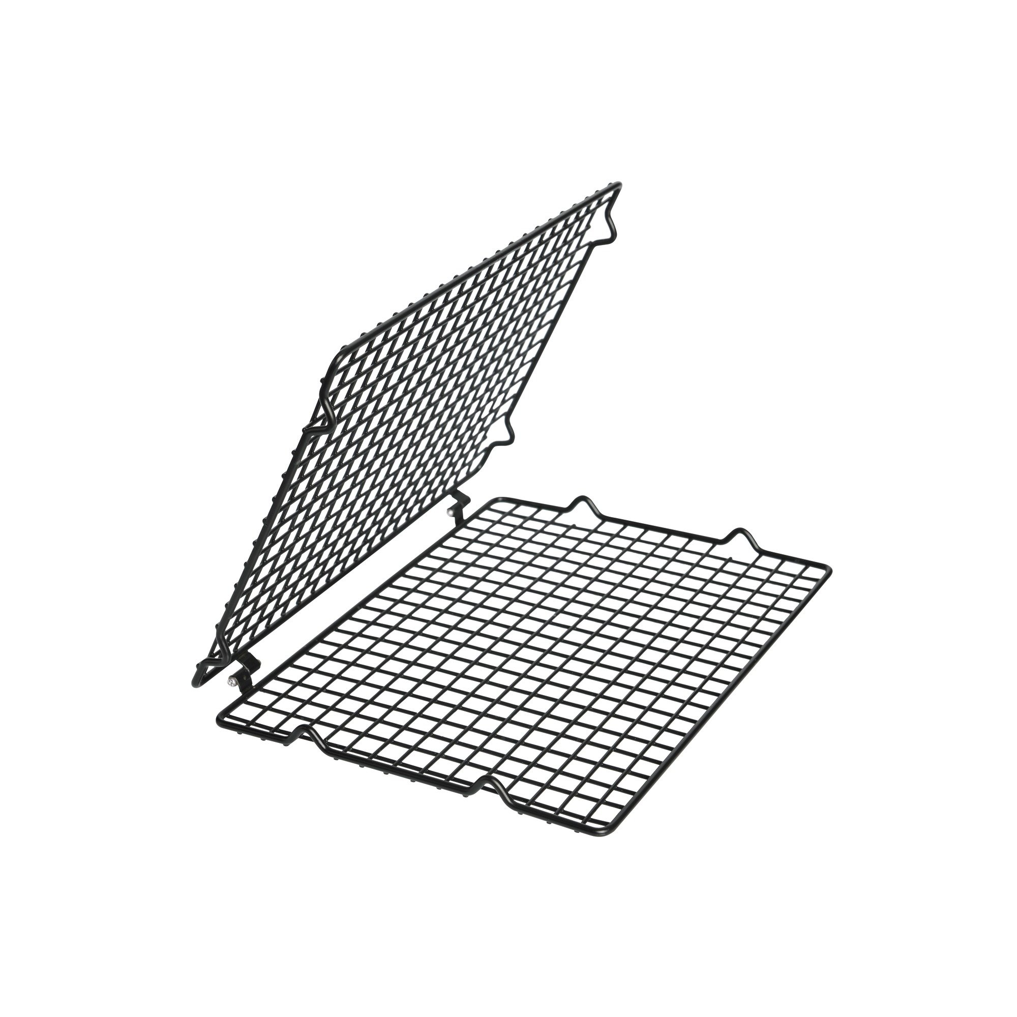 Kaiser 769462 17.91'' x 11.81'' Foldable Cooling Rack, Silver by Kaiser (Image #3)